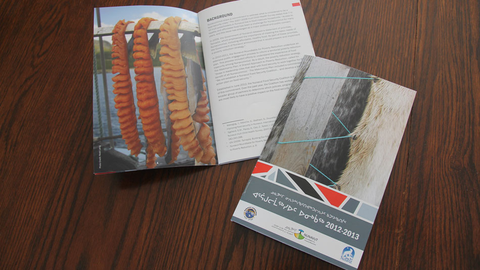 2012-13 Nunavut Food Security Coalition Annual Report